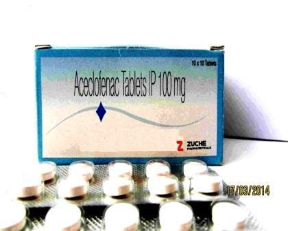 Aceclofenac Tablets - Aceclofenac Tablets