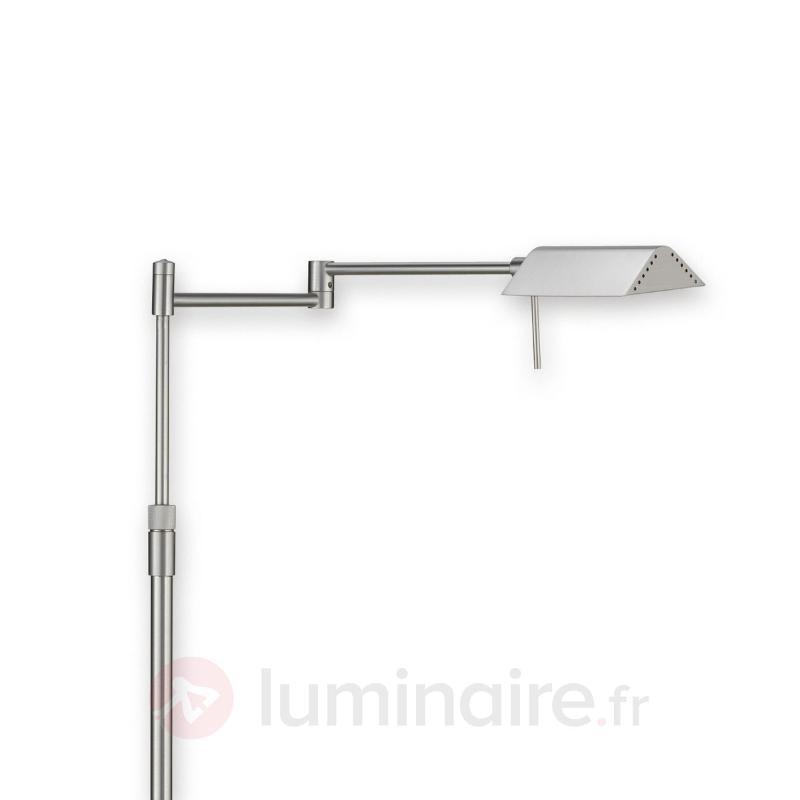 Lampadaire LED FINN raffiné - Lampadaires LED