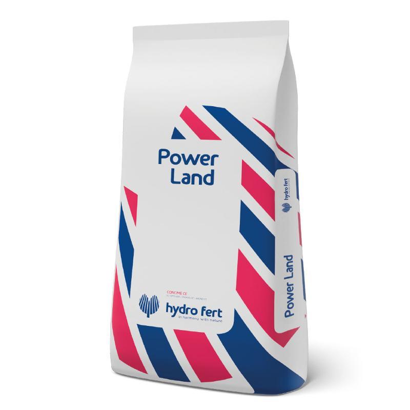 Power Land - null