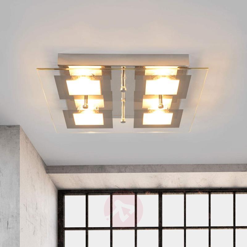 square led kitchen lamp manja indoor lighting lights co uk germany