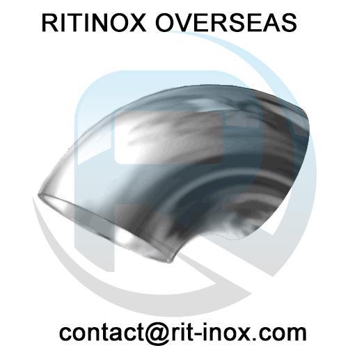 Titanium Gr 2 Short Radius Elbow -