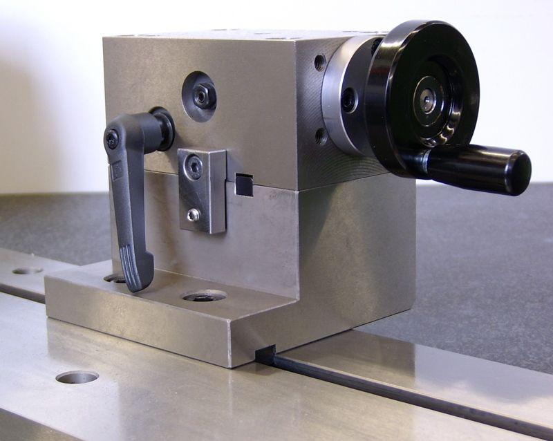 Tailstocks - Tailstocks - Manual, hydraulic or pneumatic operated