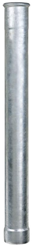 Stahl verzinkt - Regenstandrohre