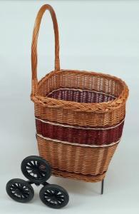 Chariot à bois