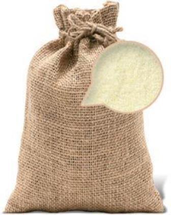 Пшеничен Грис фино смлян - Пшеничен Грис фино смлян
