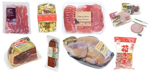 Flexible structures and coextruded film for lamination - Food packaging
