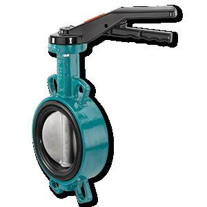 GEMÜ 487 - Manually operated butterfly valve