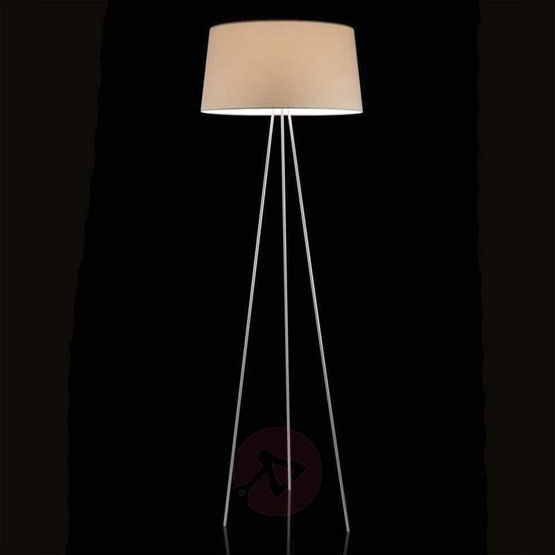 Tripod three-part-stand floor lamp - Floor Lamps