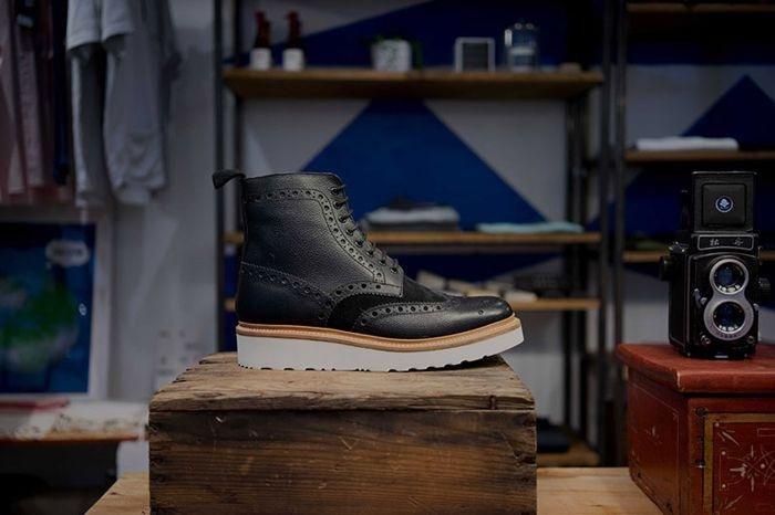 Footwear and Leather Accessories -