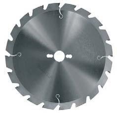Lame de scie circulaire de chantier Ø300 Z24 - null