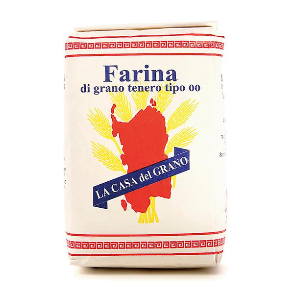 Farina tipo 00 - Le farine