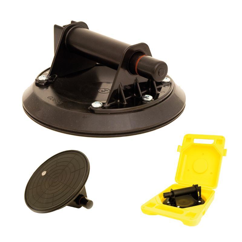 Vacuum cup Power Grip, plastic, Ø 200 mm - Suction lifter