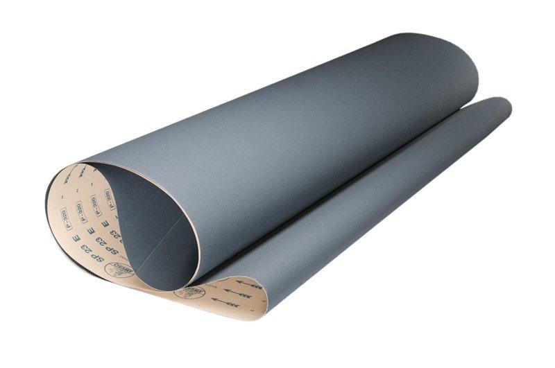 Breitbänder für Lack / Farbe SP23E - Körnungen: P150, P180, P220, P240, P280, P320, P360, P400, P500, P600, P800