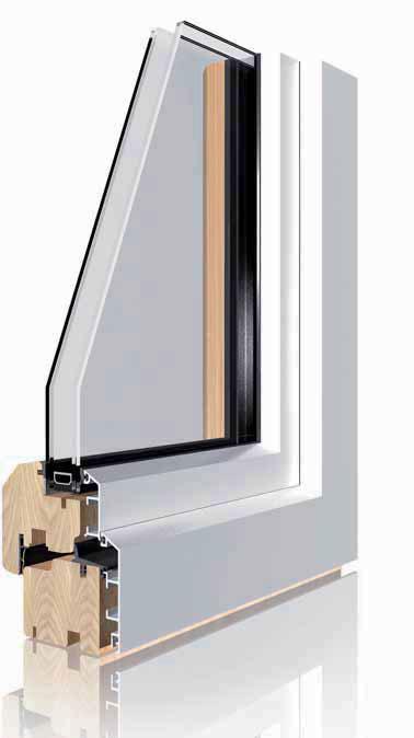 Ahşap Alüminyum Kapı ve Pencere Sistemleri