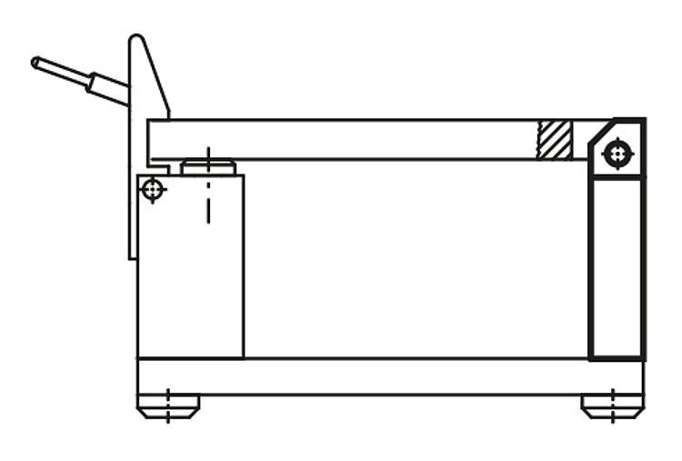 Palier support long - Dispositifs de perçage
