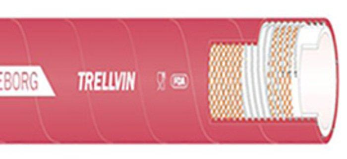 Gummi-Lebensmittelschlauch Trellvin - null