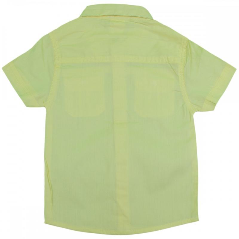 35x Chemises manches courtes Tom Jo du 3 au 14 ans - Chemise