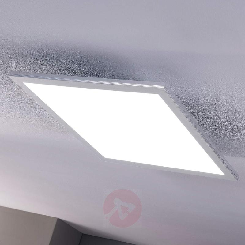 LED panel Liv, adjustable/dimmable luminous colour - indoor-lighting