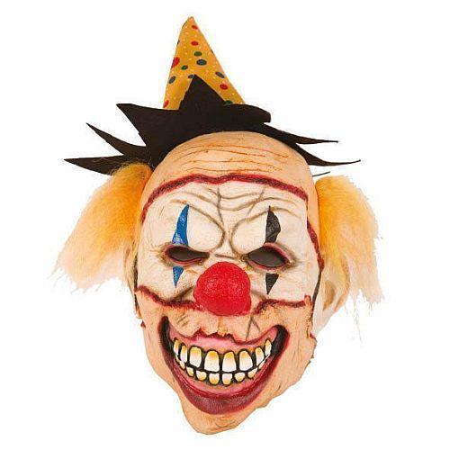 Masque Clown cirque - null