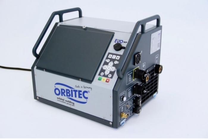 Orbital welding system EVO 200 WP + LITE - Controller and orbital welding system for orbital welding - EVO 200, Orbitec