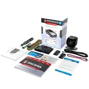 Vehicle security and telematic system - Prizrak-830/BT, Aftermarket
