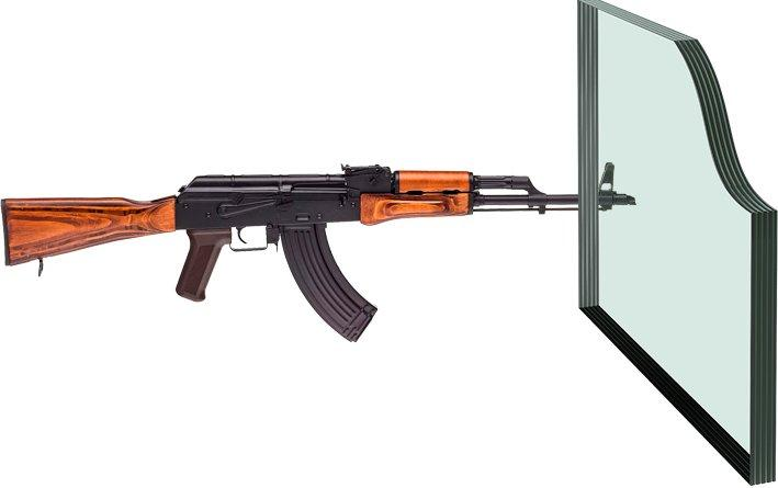 Стекло бронированное противопожарное - Стекла пулестойкие,бронеокна,триплекс,противопожарное стекло