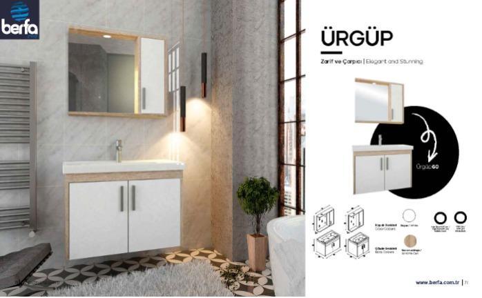 Bathroom Furtniture Ürgüp - Bathroom Furtniture