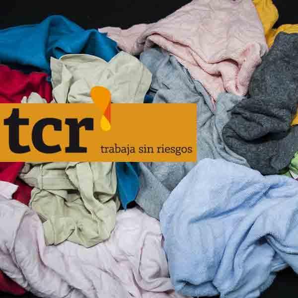 Trapo color chándal 75% algodón - Trapo de limpieza industrial por kilos