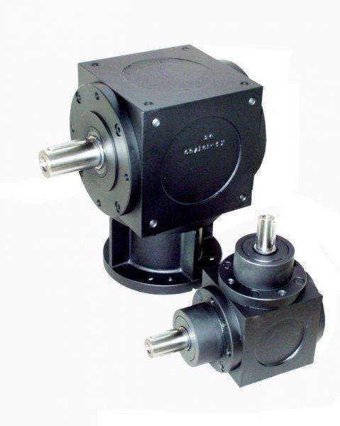 Kegelradgetriebe - kompaktes Baukastensystem, hohe Leistungsdichte, hoher Wirkungsgrad, geräuscharm
