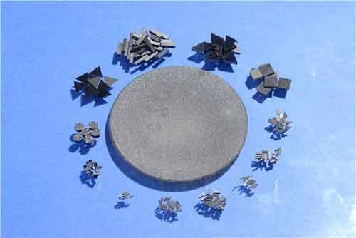 Polycrystalline CVD Diamond