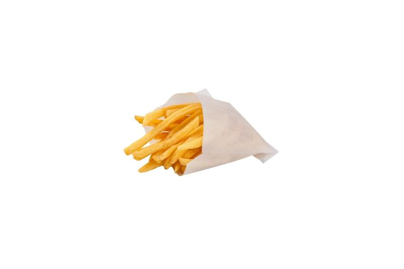 Paper Fry Bag - Paper bag for fries and small snacks