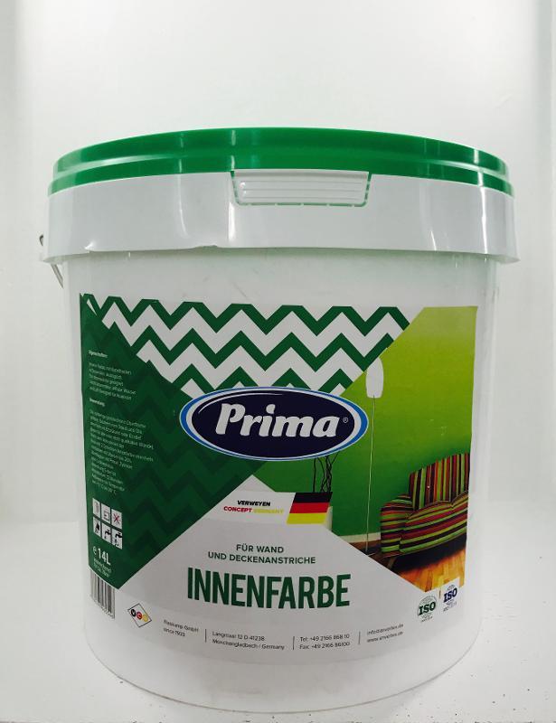 Prima Innenfarbe 15 L. - Farben