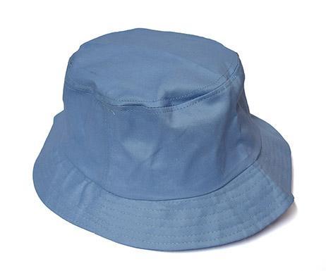 Únicos / Sombrero De Tela 1200 Celeste - null