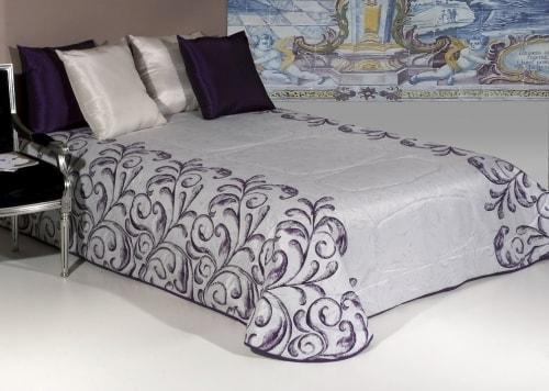 Jacquard bedspread - WANDA