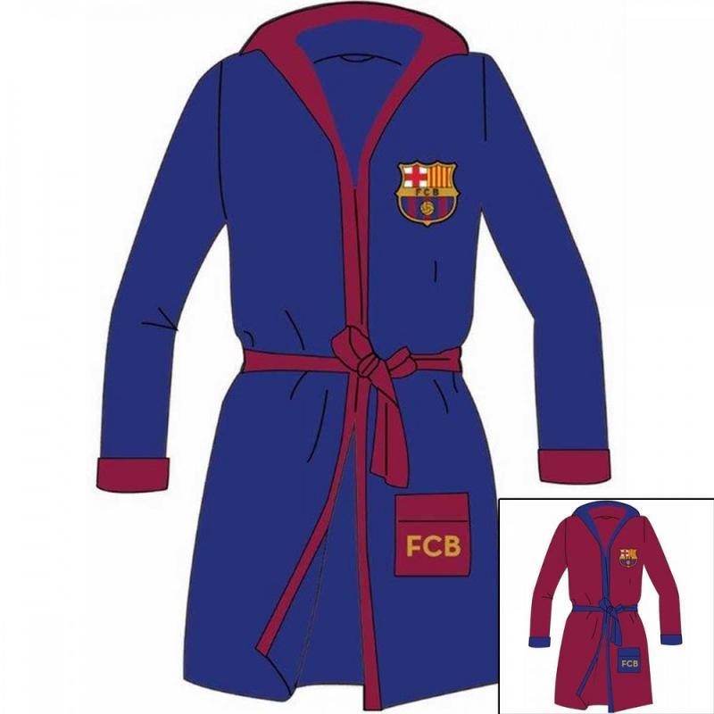 8x Peignoirs de bain Barcelone du 6 au 12 ans - Pyjama