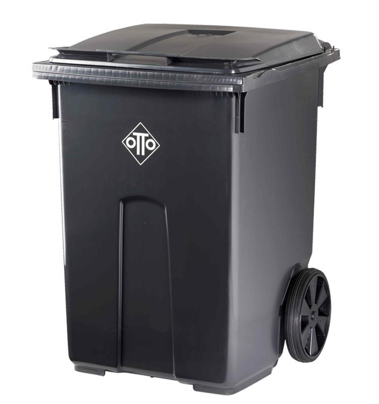 Conteneurs à déchets - Conteneur 360L