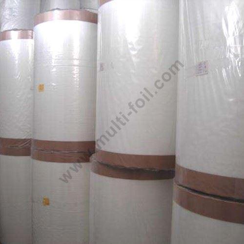 Fiberglass Tissue - Laminated Foil