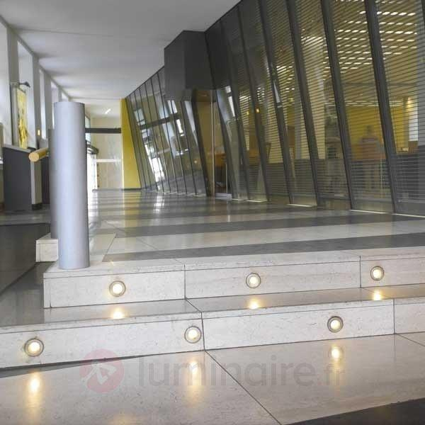 Lampe encastrée sol ou mur TRAIL LITE IP 65 - Luminaires LED encastrés au sol