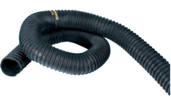 Tuyauterie flexible  - pour gaz d'echappement