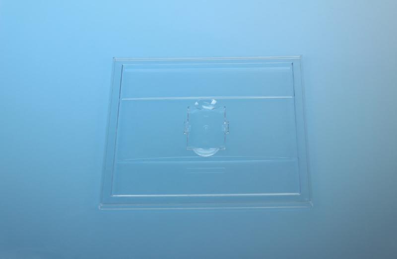 SD Digitray für 1 SD-Karte - transparent - kartoniert - SD-Card