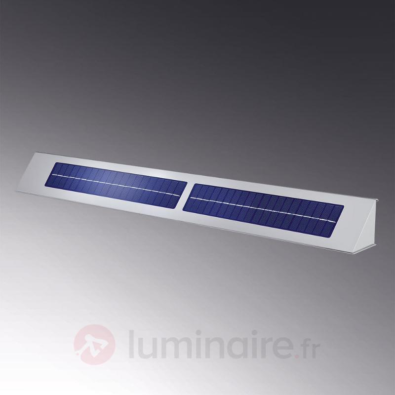 Éclairage solaire LED de panneaux Profi III-K - Appliques d'extérieur LED
