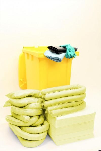 Chemikalienbindemittel Notfallset Tonne, 300 l... - Bindemittel