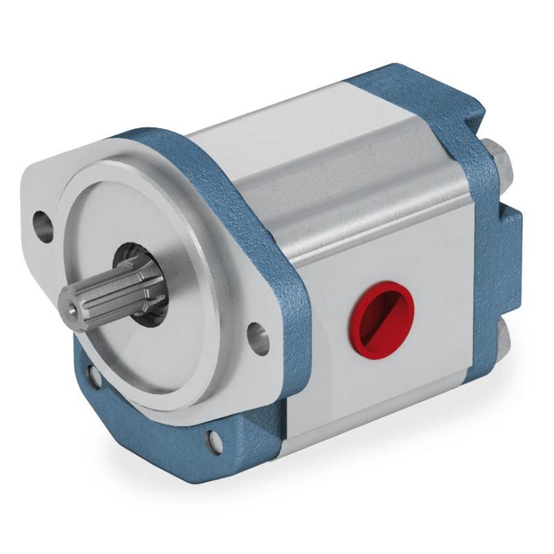 Pompe ad ingranaggi silenziose - corpo in alluminio - Pompe e motori ad ingranaggi
