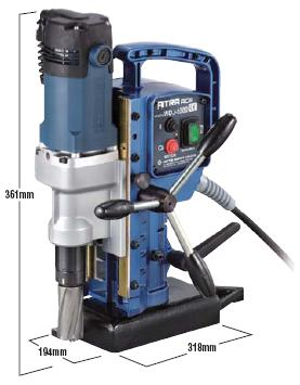 Magnet Base Drilling Machines - WOJ-3200