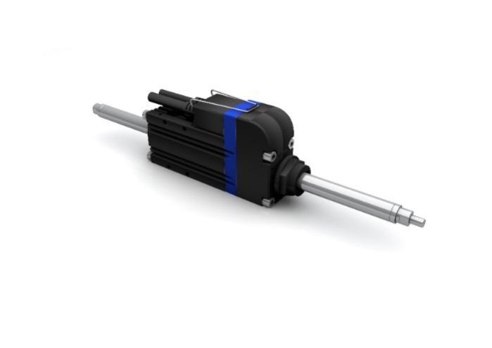 Linearsysteme - Linearmotoren, Elektrische Hubzylinder, Spindelmotoren