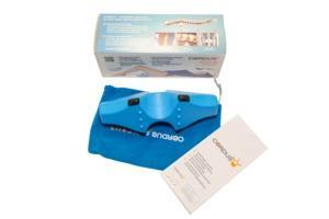 Dispositivo per la correzione della colonna vertebrale  - Trattamento di ernia, scoliosi nervosa pizzicore e altre malattie