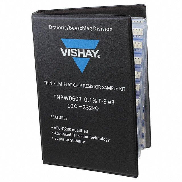 RES KIT 10-332K 1/10W 2200PCS - Vishay Dale LTW964TPW06030DB00