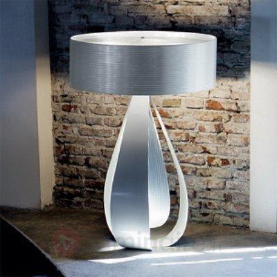 Lampadaire original SUPERBA blanc - Lampadaires design
