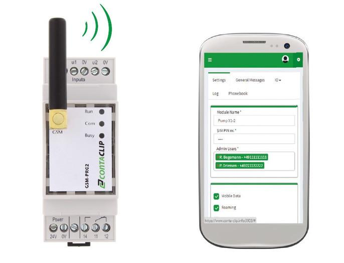 GSM-PRO 2 Kommunikationsmodul - null