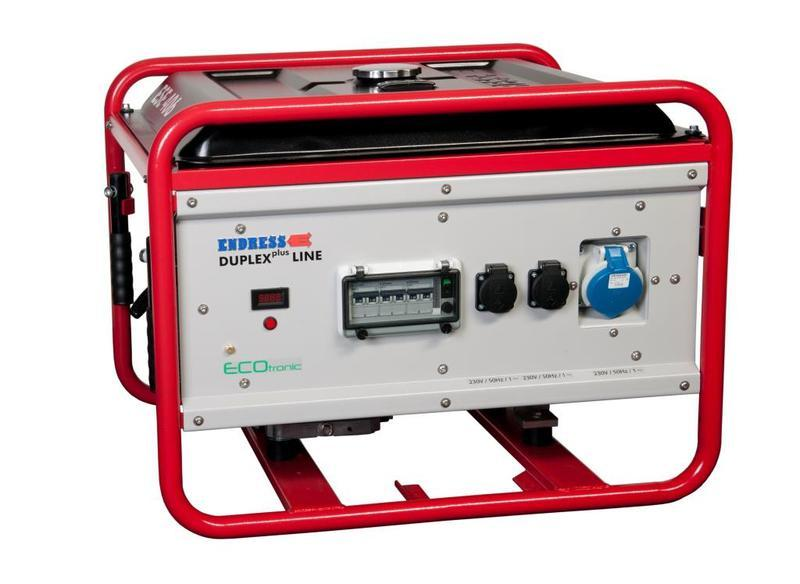 POWER GENERATOR for Professional users - ESE 406 HG-GT DUPLEX